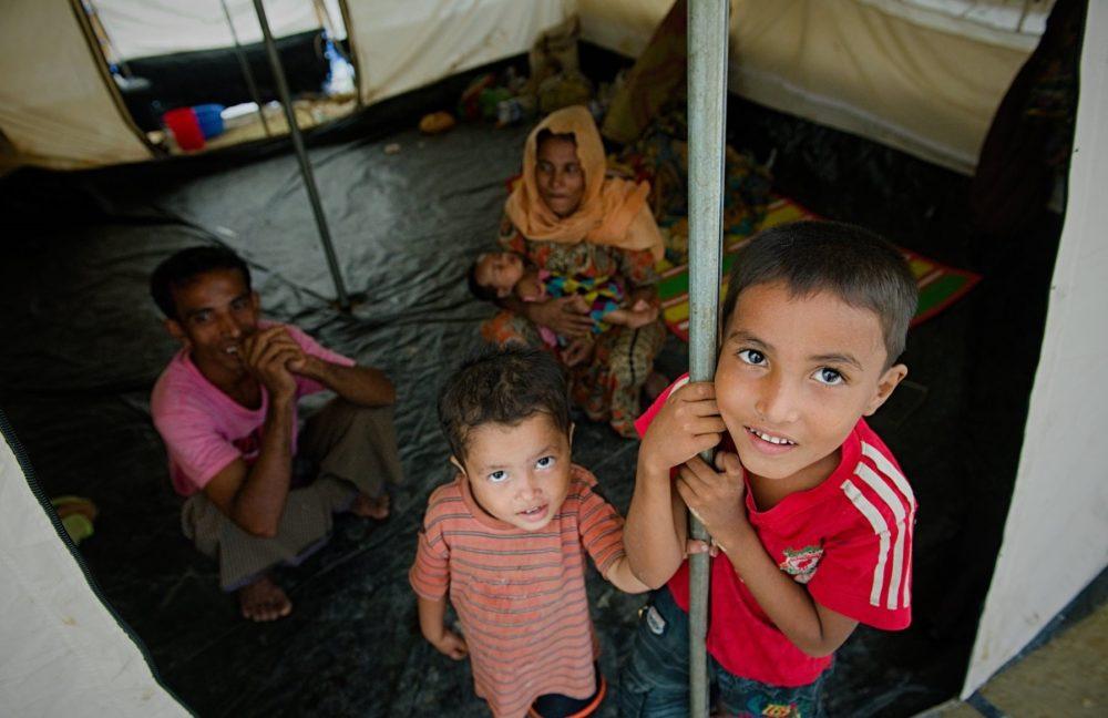 Rohingya camp Bangladesh_our impact