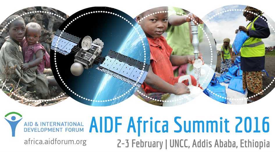 see you at AIDF Africa Summit on 3 Feb 2016