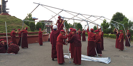 NRS Relief makes-difference-to-nuns-in-nepal-439x220