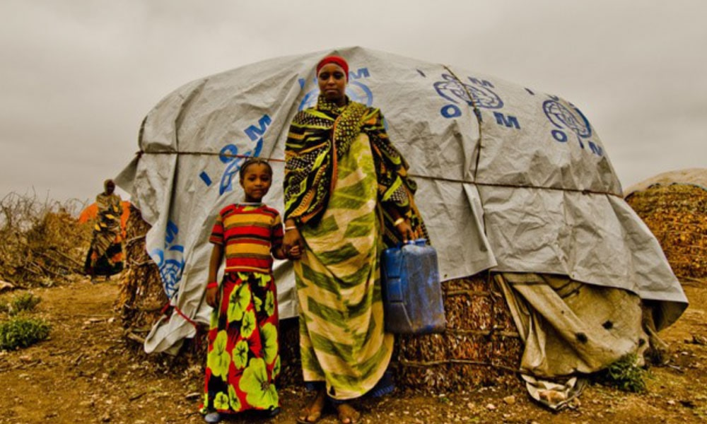 NRS Relief Rapidly responds to Ethiopia's displacement crisis