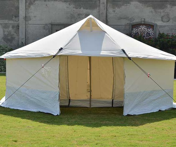 NRS Relief Viva family tent ICRC IFRC Standard general view