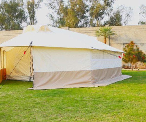 NRS Relief Viva Family Tent_DFID Standard