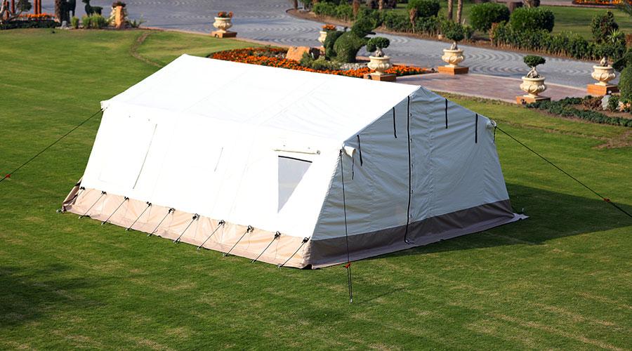 NRS Relief dispensary tent multipurpose tent