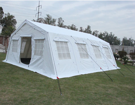 NRS Relief Huggy 42 multipurpose tent