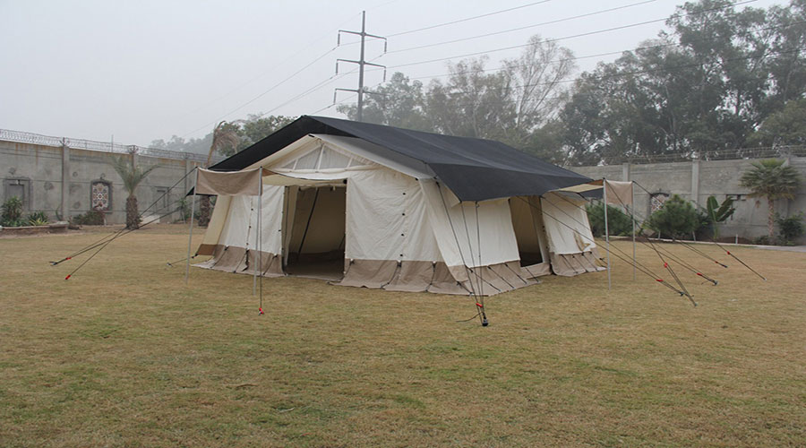 NRS Relief Legend 33 multipurpose tent