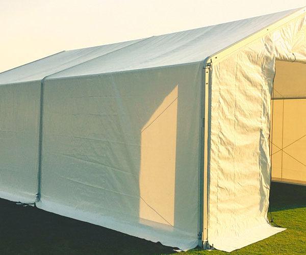 NRS Relief mobile storage unit Rubb Hall Rex Hall MSU 6.5 x 8