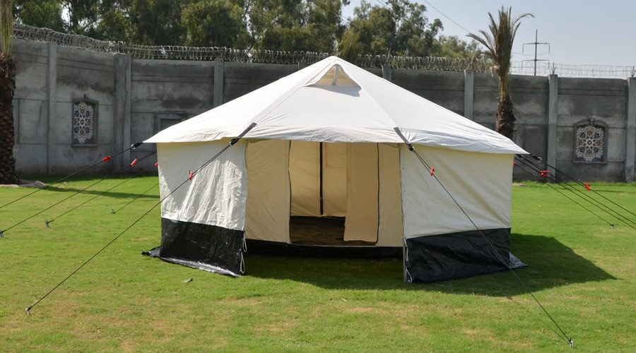 NRS Relief Viva UNHCR family tent