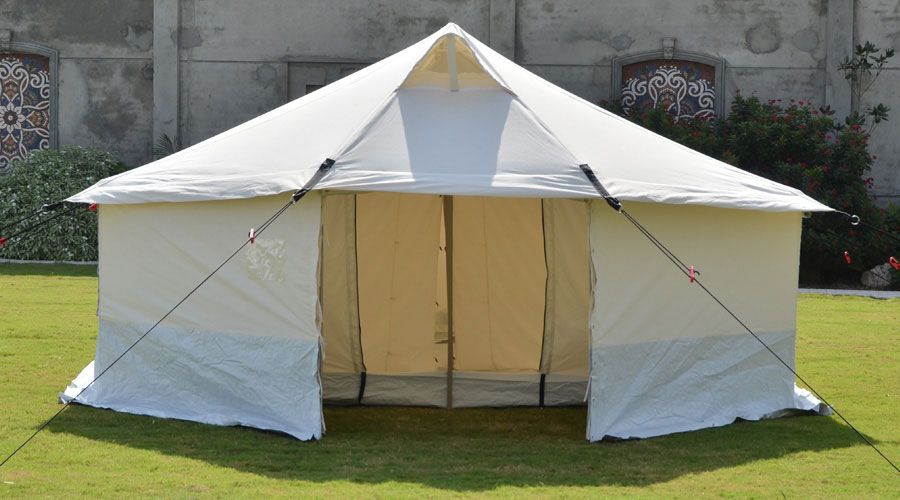NRS Relief Viva family tent ICRC IFRC standard