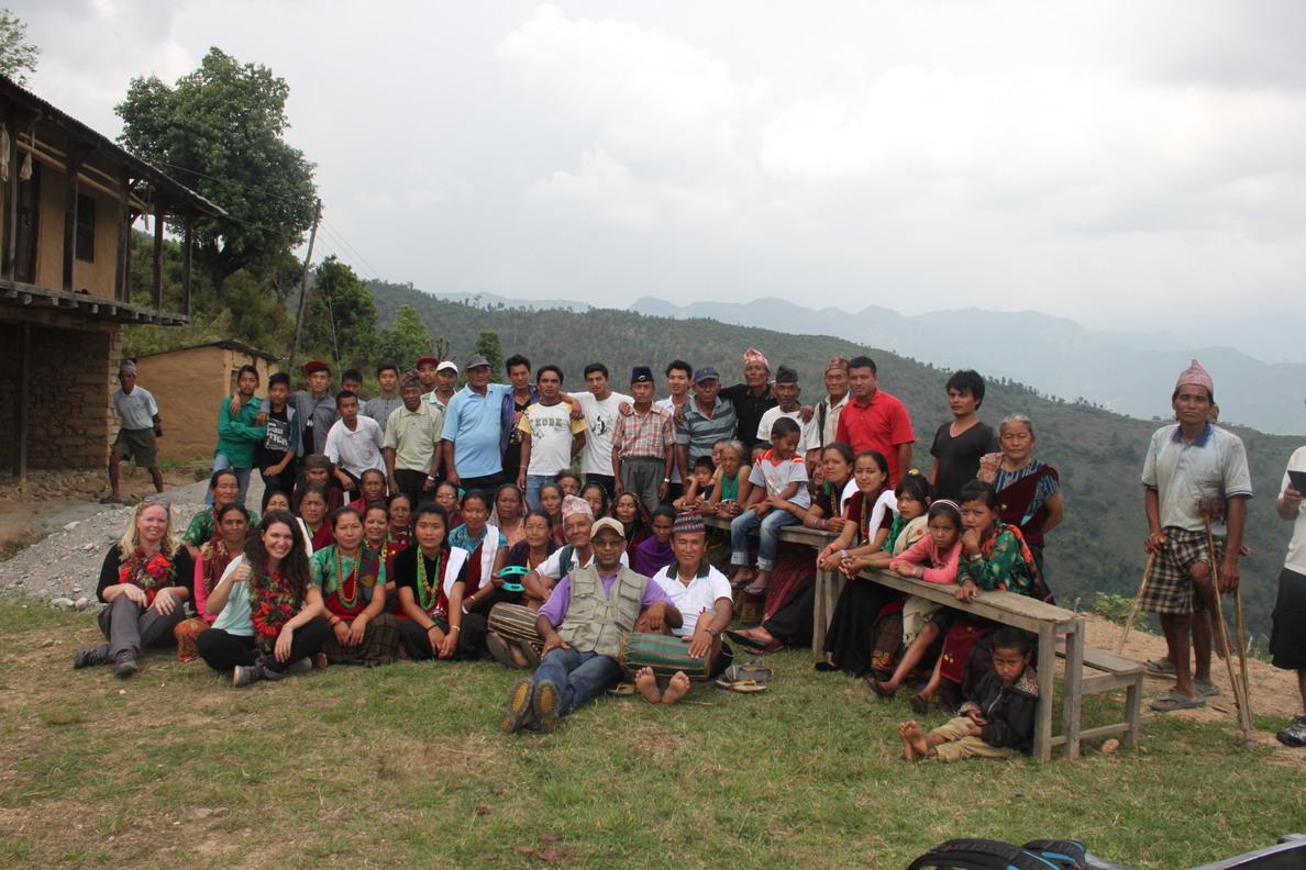 Nepal earthquake mission_Martina