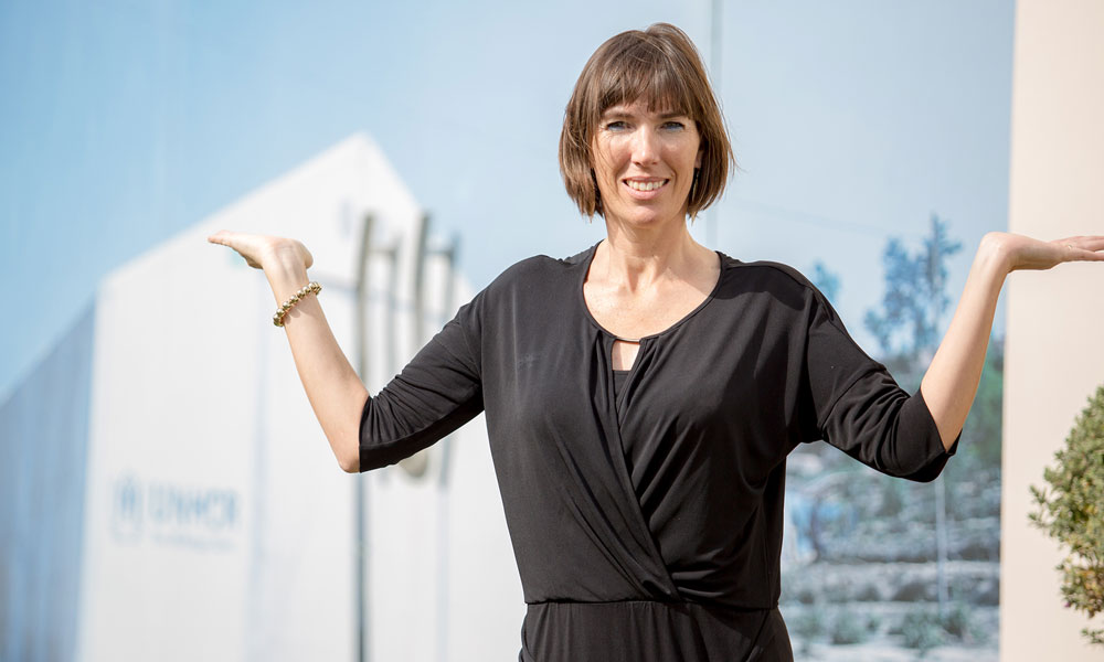 Wieke De Vries Senior Marketing Manager on International Women's Day