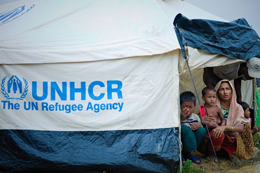 UNCHR used NRS Relief Disaster Relief Products
