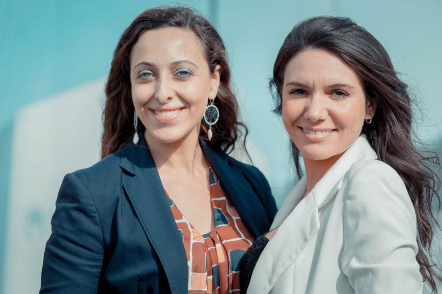 Martina & Francesca celebrates women's International day 2019 at NRS International