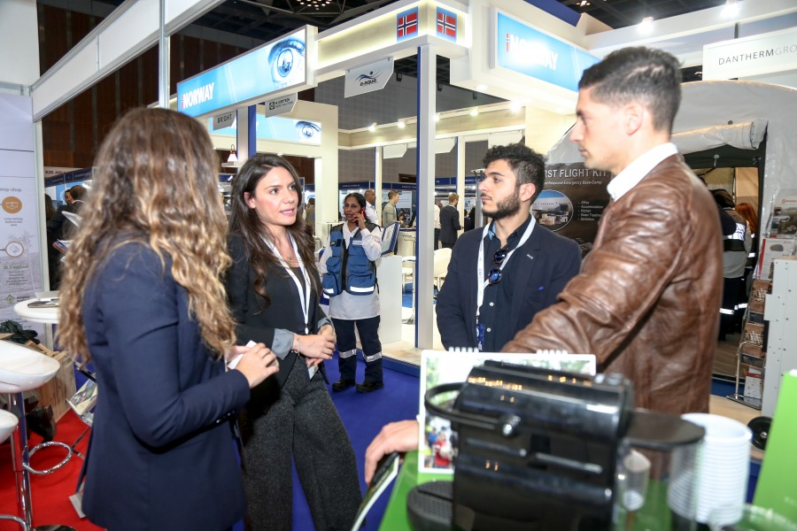 NRS Relief at DIHAD 2018