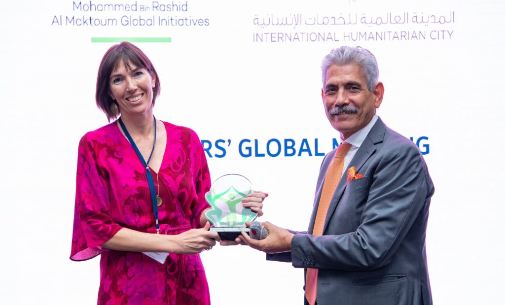 #PeaceDoves campaign for World Peace Day wins 'Most Remarkable Campaign' award from IHC