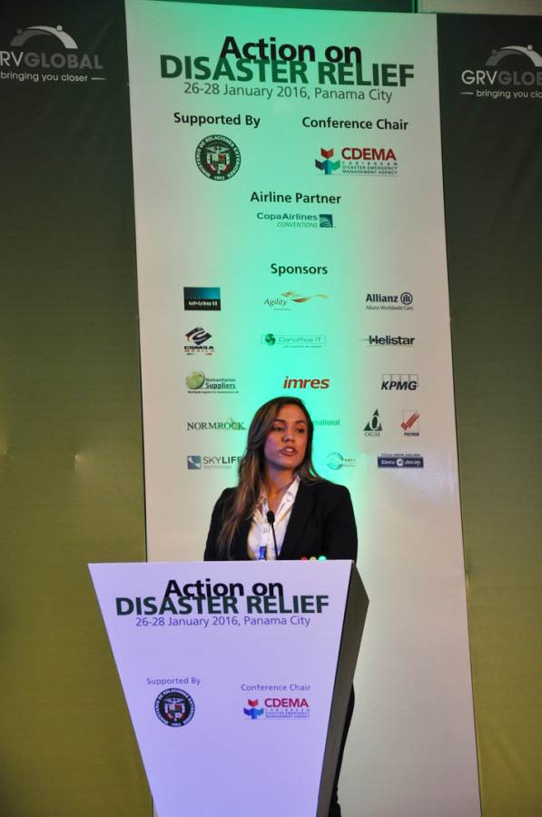 action on Disaster Relief Summit in Panama 2016