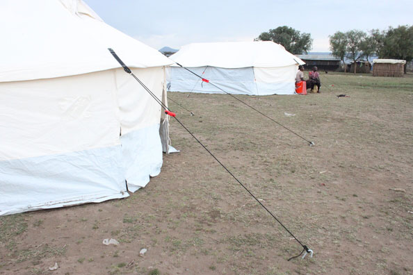core relief items in use by NRS Relief Kenya 2015