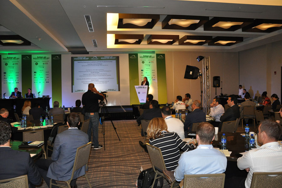 Disaster Relief Summit in Panama 2016