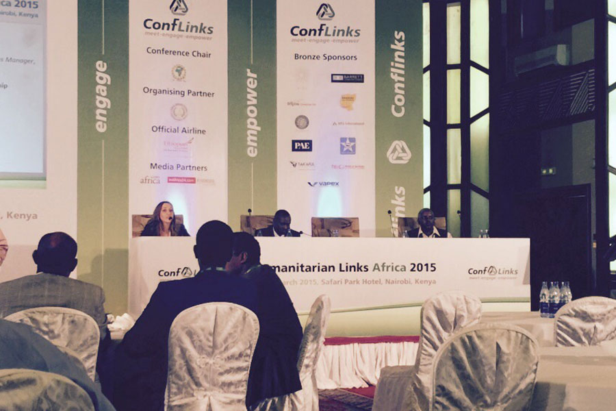 discussion panel at annual Humanitarian conf links Africa Summit 2015