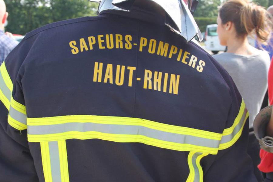 Haut Rhin fire retardant jacket France in 2014