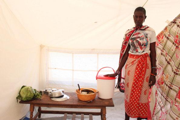 NRS Relief core relief item in Kenya 2015
