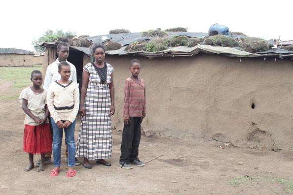 refugees of Kenya 2015