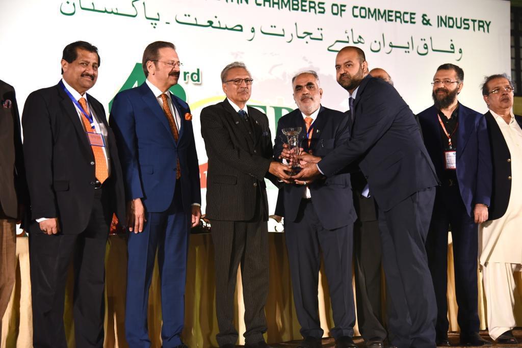 Top Exporter Award 2018-19 received